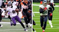 The Rush: Lamar Jackson and Derrick Henry run into history books and NFL playoffs