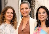 Drew Barrymore Has Epic 'Charlie's Angels' Reunion With Cameron Diaz & Lucy Liu