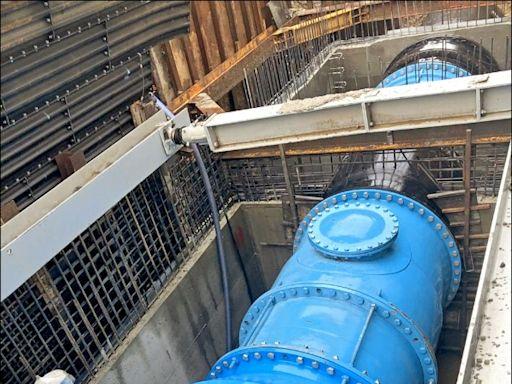 破管大停水 台中斥資19億埋設備援大幹管