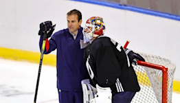 Panthers' Bobrovsky opens up on playoff benching: 'I wasn't happy,' but 'it is what it is'