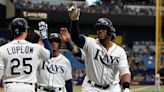 Rays hit record-tying six homers in blasting Twins