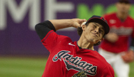 Morgan allows 1 hit in 6 innings, Indians beat White Sox 6-0