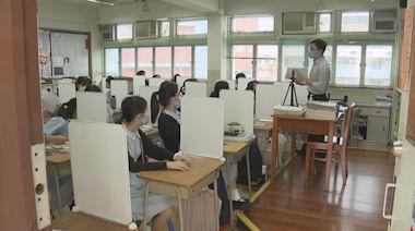 楊潤雄:若學校接種率逾七成 可恢復全日制面授課堂
