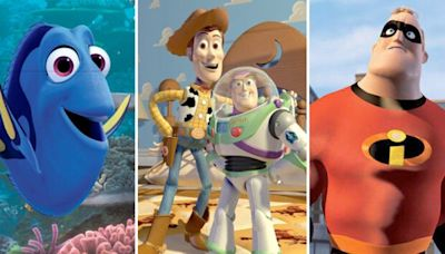 All 24 Pixar Movies Ranked, Worst to Best (Photos)