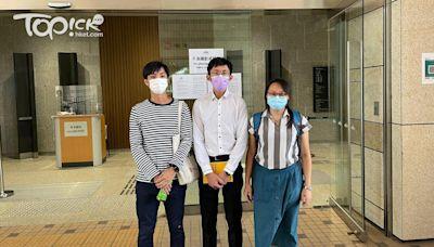 【限聚脫罪】3名前區議員涉違限聚令 官裁定罪名不成立 - 香港經濟日報 - TOPick - 新聞 - 社會