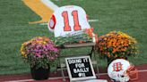 H.S. FOOTBALL: Riders get road win as Titans honor late coach