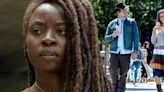 Walking Dead Commonwealth Easter Egg Teases Michonne's Dropped Story