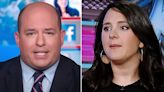 Bari Weiss tells Brian Stelter how 'the world has gone mad,' lists 'people who work at' CNN as a cause