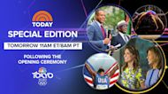 How to watch opening ceremony and Olympics on NBC platforms