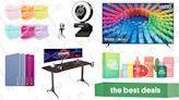 Sunday's Best Deals: Vizio 50-inch 4K Smart TV, Ring Light Webcam, I Dew Care K-Beauty Products, Mophie Power Banks, Flexispot...