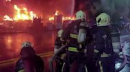 At least 40 killed in deadly Taiwan apartment fire