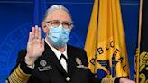 美衛生部助理部長萊文掛階 成為第一位跨性別四星將領