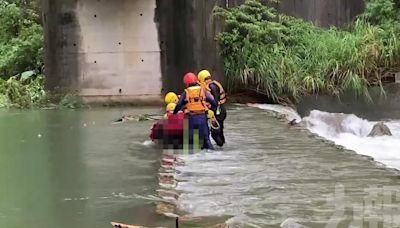 台灣虎豹潭六人被洪水沖走 三死兩失蹤 一人情況未明