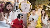 安以軒囡囡1歲生日開P慶祝 爆老公送10.22卡拉鑽石做禮物