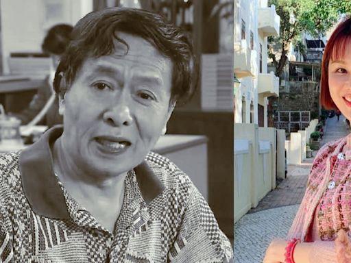 資深演員夏玉麟下月4日設靈 劉思希透露夏老生前最想與學生聚會