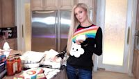 Paris Hilton Debuts a New Cooking Show with Her 'Famous Lasagna'