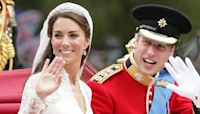 Prince William Helped With Kate Middleton's Hair For Their Wedding