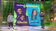 Fantasy showdown vs. Drew Barrymore 'NFL Slimetime'