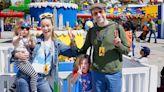Party of Four! Jason Sudeikis and Olivia Wilde Celebrate Son Otis' 5th Birthday at LEGOLAND