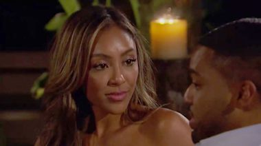 The Bachelorette : Tayshia and Ivan Have an Emotional Discussion About Race and Police Brutality