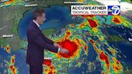 Tracking Tropical Storm Zeta