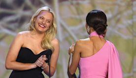 Elisabeth Moss Photos Photos: 70th Emmy Awards - Show