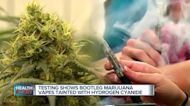 Ask Dr. Nandi: Tests show bootleg marijuana vapes tainted with hydrogen cyanide