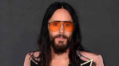 """Jared Leto Poses Nude for """"Hump Day"""" Voting Message"""