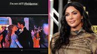 Kim Kardashian Says She's 'Not OK' While Binging 'Bridgerton'