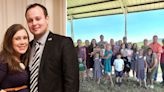 Josh Duggar's wife snubbed from family party as she's 'at war' with in-laws