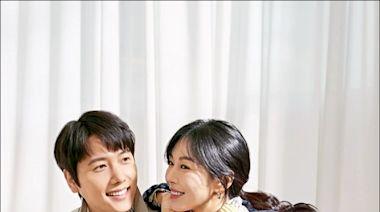 李尚禹拒看金素妍吻戲 在家見識過老婆耍狠
