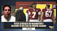 Peter Schrager: I don't see Dwayne Haskins starting for a new team next year | THE HERD