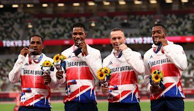 英國銀牌接力隊員B瓶藥檢仍陽性 蘇炳添有望遞補東奧銅牌