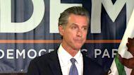 Gov. Gavin Newsom survives California recall election