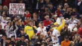 Red Sox seem to have been anointed by the baseball gods to punish the cheating Astros after these two beatdowns - The Boston Globe