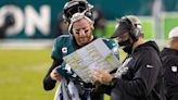 The market for Doug Pederson coaching in 2022 may hinge on Carson Wentz's play in 2021