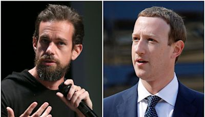 Jack Dorsey and Mark Zuckerberg were rivals long before Dorsey mocked Facebook's metaverse plan. Theirs is just one of a dozen yearslong feuds between some of the world's most powerful tech leaders.