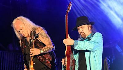 Lynyrd Skynyrd's Gary Rossington expects 'a full recovery' after emergency heart surgery