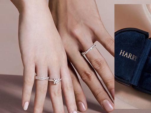 入手 Harry Winston 鑽石戒指前要學懂的事!戴戒指於不同手指位置有不同的意義 | HARPER'S BAZAAR HK