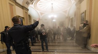 FAA employee charged with taking part in US Capitol riot