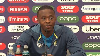 Rabada hoping West Indies match will spark South Africa turnaround