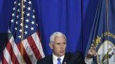 Pence gives boost to Bevin; Beshear touts police endorsement