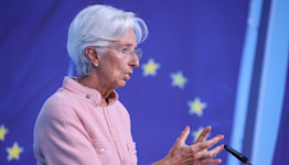 Just-in-Time Economy Becoming a Problem for Europe, Lagarde Says