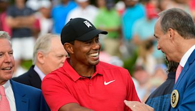Tiger Woods Has Seen a Breakthrough in His Crash Recovery at Home