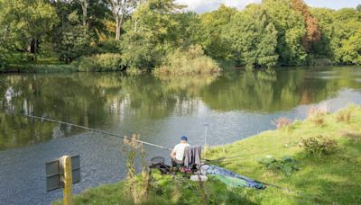 Fishing prescribed by NHS to treat anxiety and depression in UK first