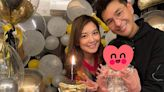 陳展鵬44歲生日老婆單文柔精心準備派對 囡囡小豬比賣萌搶晒Fo?