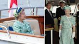 Imelda Staunton Has Transformed into the Queen for 'The Crown' Season 5