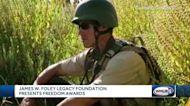 James W. Foley Legacy Foundation presents freedom awards Thursday