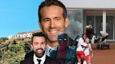 Hollywood star Ryan Reynolds in shock Wrexham takeover bid
