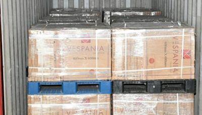 澳洲搜獲450公斤海洛英 估計市值8億港元